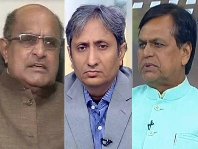 Videos : प्राइम टाइम : बिहार में किसने किसको धोखा दिया?