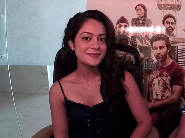 Video : In Conversation with YRF's New Girl Anya Singh