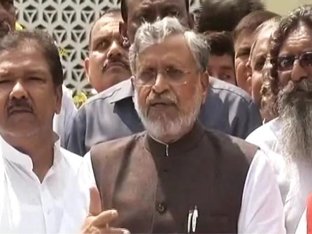 Videos : इंडिया 8 बजे : सुशील मोदी ने कहा, तेजस्वी इस्तीफा दे देते तो मैं यहां नहीं होता