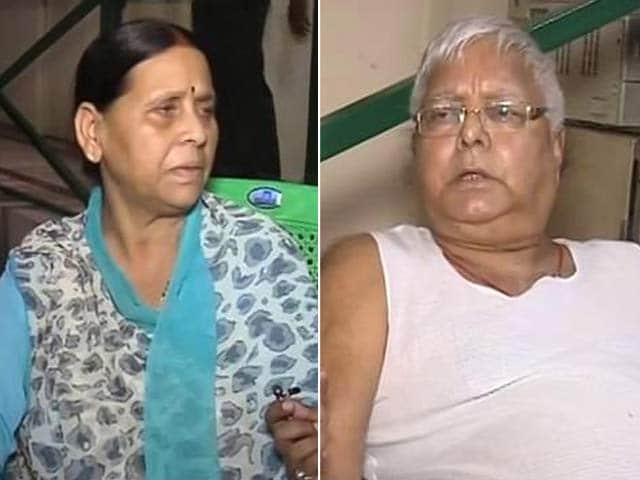 Video : The Road Ahead For Lalu Yadav And Rabri Devi