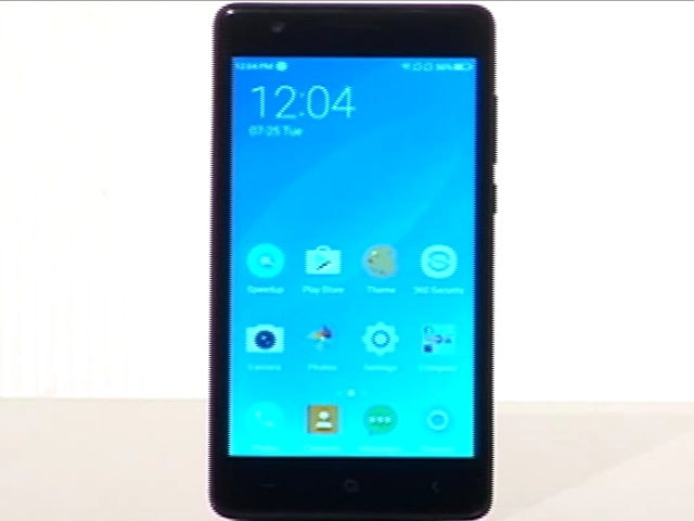 Video : 4G-Enabled Budget Smartphone