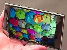 Sony Xperia XZ Premium With 4K HDR Display