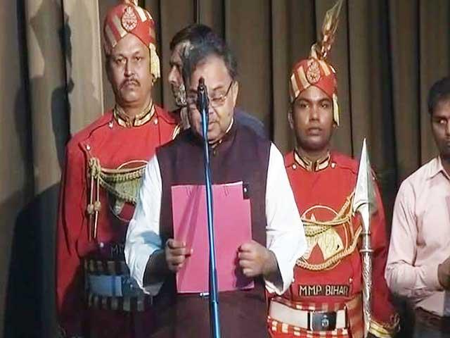 Video : बिहार : नीतीश कैबिनेट में 27 नए मंत्रियों ने ली शपथ