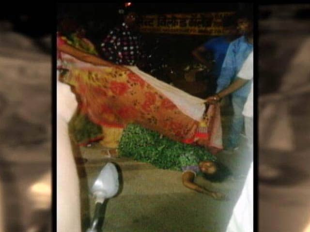 Video : Woman Delivers Outside Jaipur Hospital As Doctors Allegedly Turn Her Away