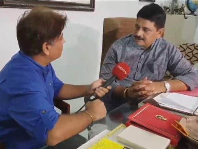 Video : Congress Could Lose 10 More MLAs In Gujarat, Says Mahendrasinh Vaghela