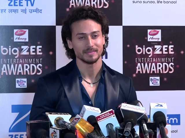 All Actors Are Greedy For Big Numbers: Tiger Shroff