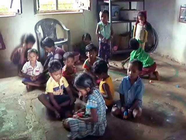Video : 10 साल से राहुल गांधी के इंतजार में छत्तीसगढ़ का जामावाड़ा गांव