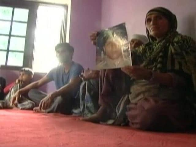 Video : Machil Encounter: Families Say Unhappy With Army Tribunal Verdict