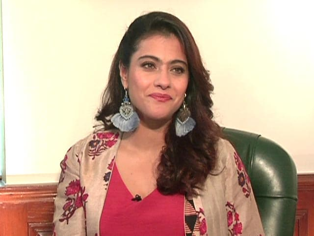 Kajol On 25 Years Of Bollywood: I'm Way More Talented Today