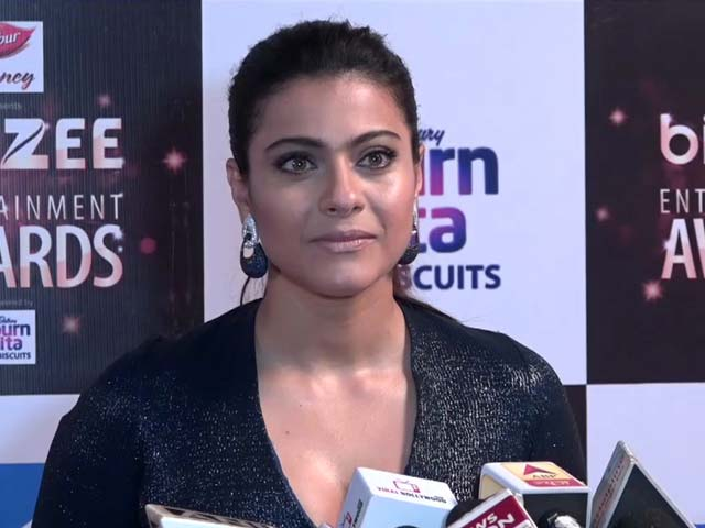 Kajol On Completing 25 Years in Bollywood