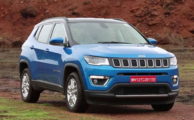 צעיר Jeep Compass vs Tata Hexa, Skoda Octavia vRS And Volvo XC40 RE-93