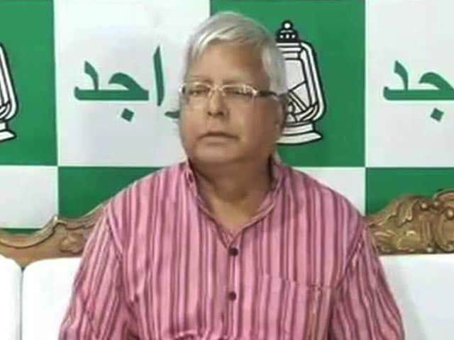 Videos : सत्ता के लालची हैं नीतीश कुमार : लालू प्रसाद यादव