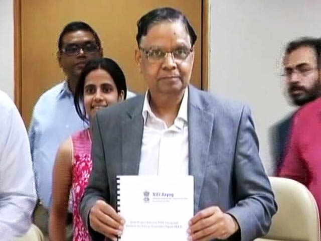 Video : Niti Aayog Vice-Chairman Arvind Panagariya Quits, Will Return To Academia