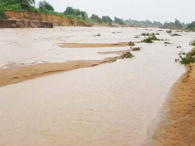 Video : In Gujarat, The Flood-Affected Ask Where Are The Lawmakers