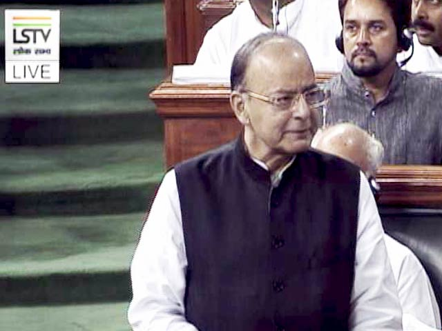 Video : Raided Karnataka Minister Was Tearing Papers, Says Arun Jaitley