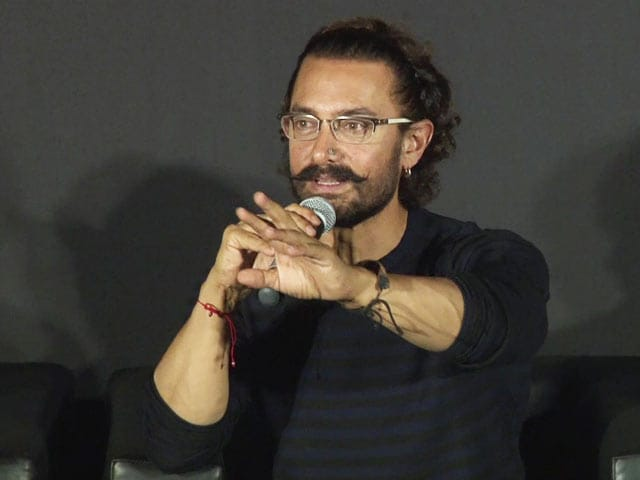 Video : I Don't Know How Relevant Is Censorship Today: Aamir Khan