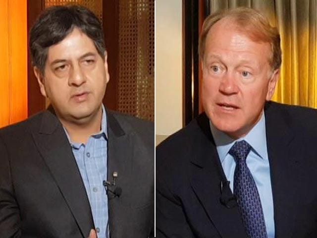 Video : PM Modi One Of The Top 3 Leaders I've Ever Met: CISCO Boss To NDTV