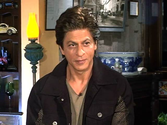 Video : Romancing Onscreen Still Works For Me: Shah Rukh Khan