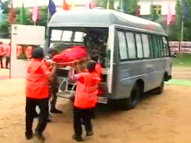 Video : Sashastra Seema Bal Launches Rescue Teams For Jammu And Kashmir