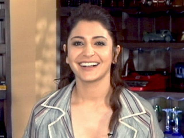 Video : Behtar India: Anushka Sharma's Message For Her Alma Mater