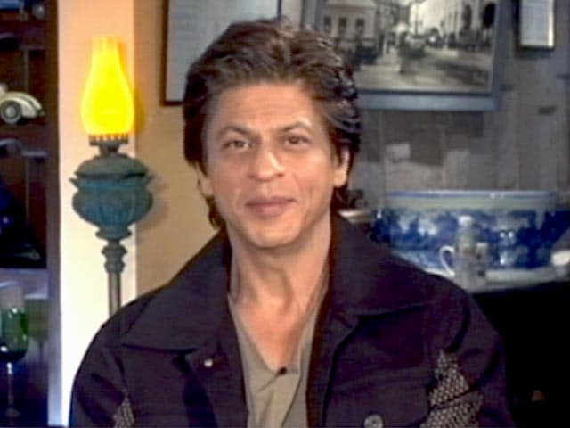 Video : Shah Rukh Khan Lends His Support For Behtar India Campaign