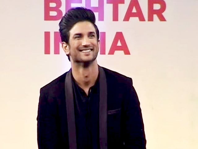 Video : Behtar India Rapid Fire With Sushant Singh Rajput