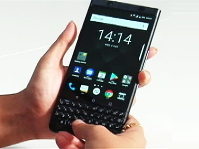 The Return of BlackBerry