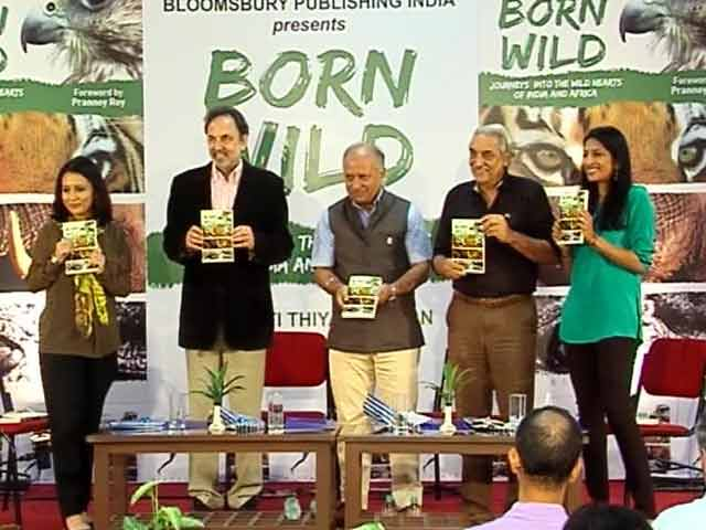 Video : Born Wild: Book Based On NDTV Show Offers Insight Into Man-Animal Conflict