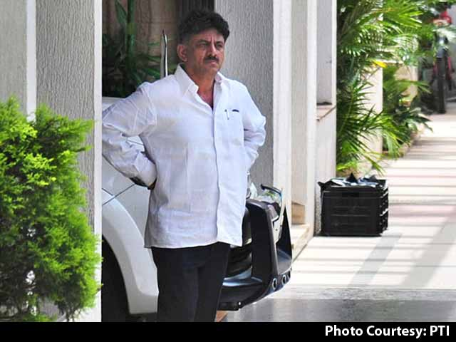 Video : 300 Crores 'Undisclosed Income' Found In Raid On DK Shivakumar: Sources