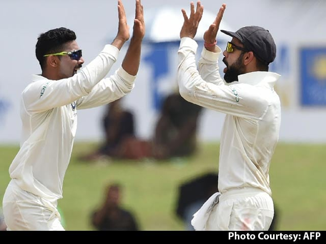 2nd Test: Jadeja Stars In India's Series Win