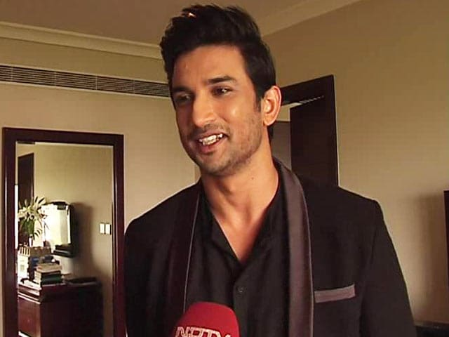 Sushant Singh Rajput Describes NASA Experience