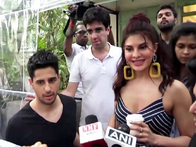 Sidharth Malhotra & Jacqueline Fernandez Celebrate Friendship Day