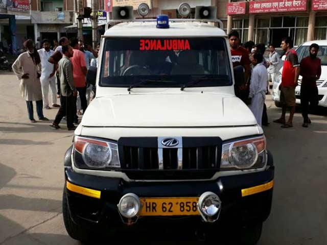 Video : Haryana BJP Leader Accused Of Stalling Ambulance, Causing Death