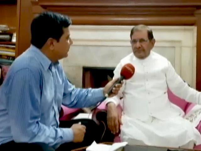 Video : 10 अगस्त से बिहार दौरे पर शरद यादव, लोगों से करेंगे जनसंवाद