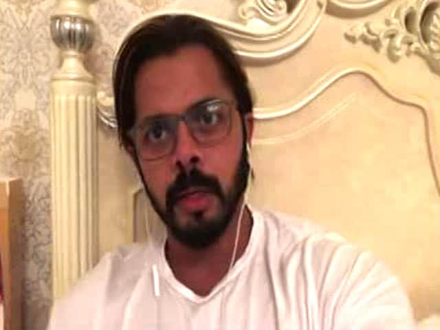 Want To Play Test Cricket Again: S Sreesanth To NDTV