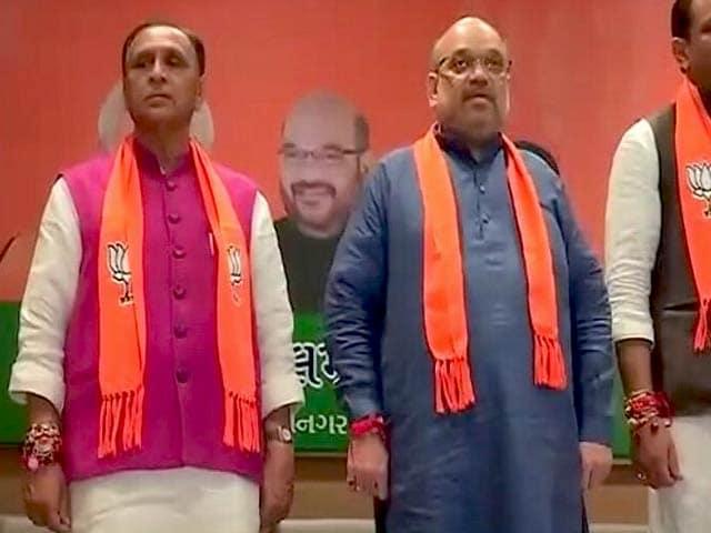 Video : गुजरात राज्यसभा चुनाव, अमित शाह ने राज्य में डाला डेरा