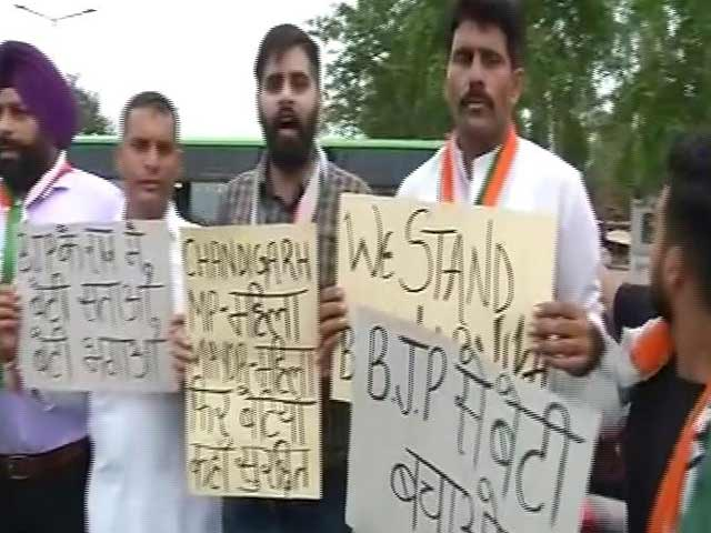 Video : नेशनल रिपोर्टर : चंडीगढ़ छेड़खानी मामले में पुलिस पर उठे सवालिया निशान