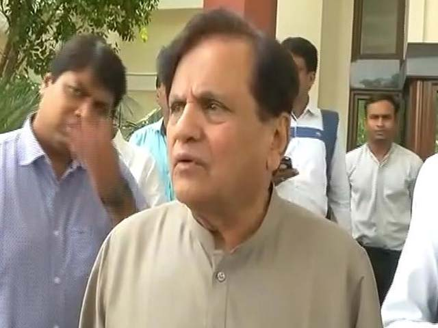 Video : Ahmed Patel Wins Rajya Sabha Election And Big Prestige Battle