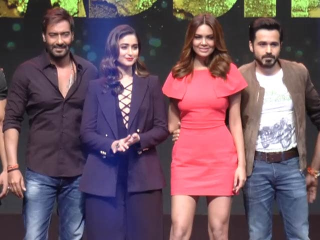 Ajay Devgn & Emraan Hashmi On Their Super-Hit Chemistry