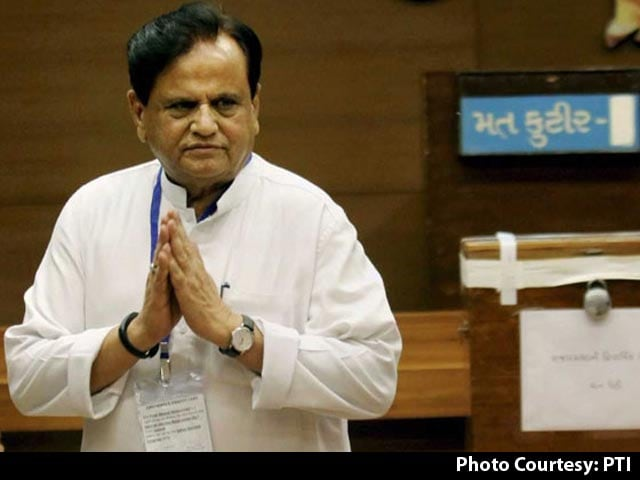 Boost for Ahmed Patel, Election Commission Says 2 Congress Votes Invalid
