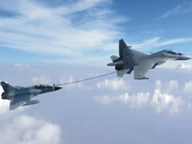 Video : Exclusive: Why Indian Air Force May Best Chinese Jets In An Air Battle Over Tibet