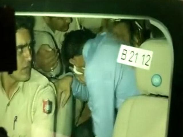 Video : Haryana BJP Chief's Son Vikas Barala Arrested For Stalking Woman