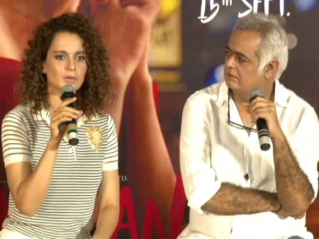 Video : <i>Simran</i> Credit Row: Kangana Ranaut Slams Apurva Asrani
