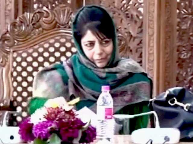 Video : जम्मू-कश्मीर: अनुच्छेद 35-A मुद्दे पर पीडीपी और नेशनल कॉन्फ्रेंस एकसाथ