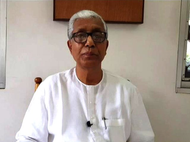 Video : Agents Of Corporate Houses In Niti Aayog: Tripura Chief Minister To NDTV