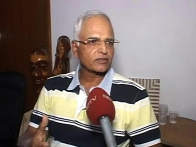 Video : Varnika Kundu's Father Has Some Advice For Haryana BJP Chief