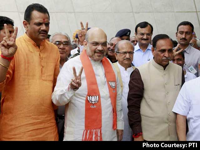 Video : Amit Shah's Math For Winning All 3 Gujarat Rajya Sabha Seats Next Time