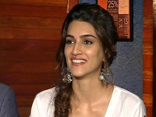 Bareilly Ki Barfi's World Was Very 'New' For Me, Says Actress Kriti Sanon