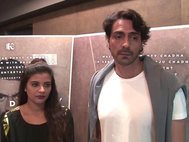 Hopefully Arun Gawli Will Come Out On Parole, Fingers Crossed: Arjun Rampal