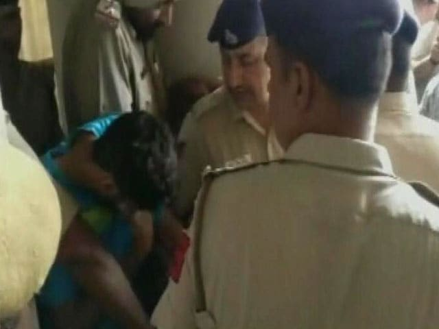 Video : Haryana BJP Chief's Son, Charged With Kidnapping, Breaks Down In Court